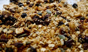granola-recept