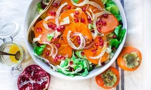 salaty-s-hurmoj
